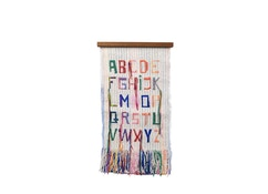 ferm LIVING - ABC Wanddekoration - 1