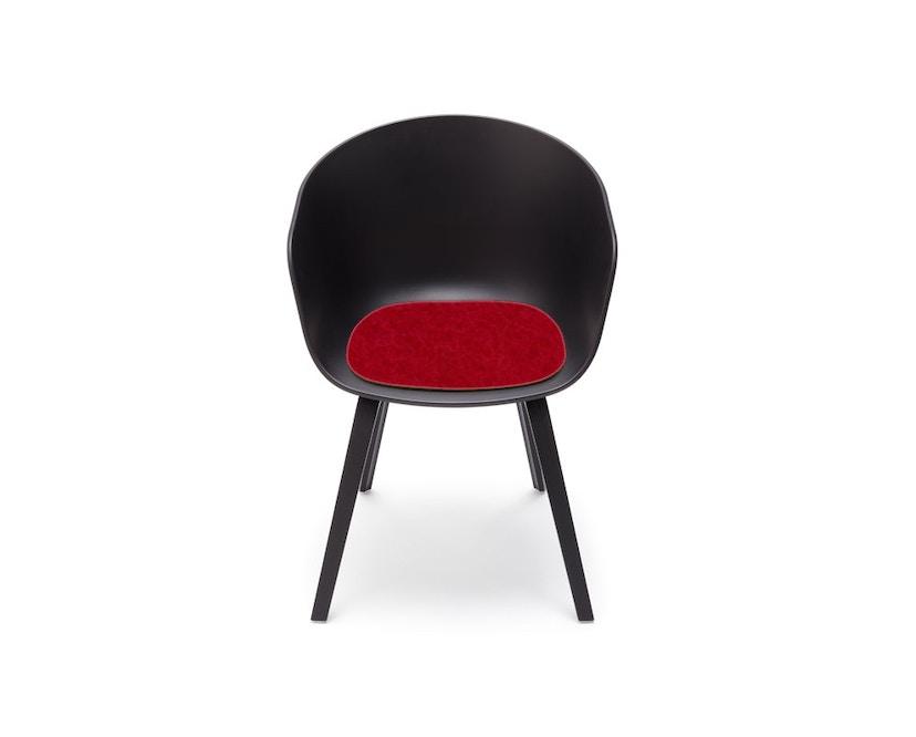 Hey-Sign - Sitzauflage AAC About A Chair - 30 maigrün mit Antirutsch - 11 rood - 2