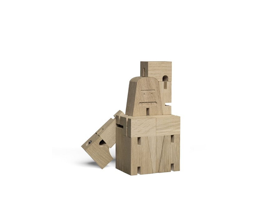 E15 - Mr. B - Holzfigur - 3