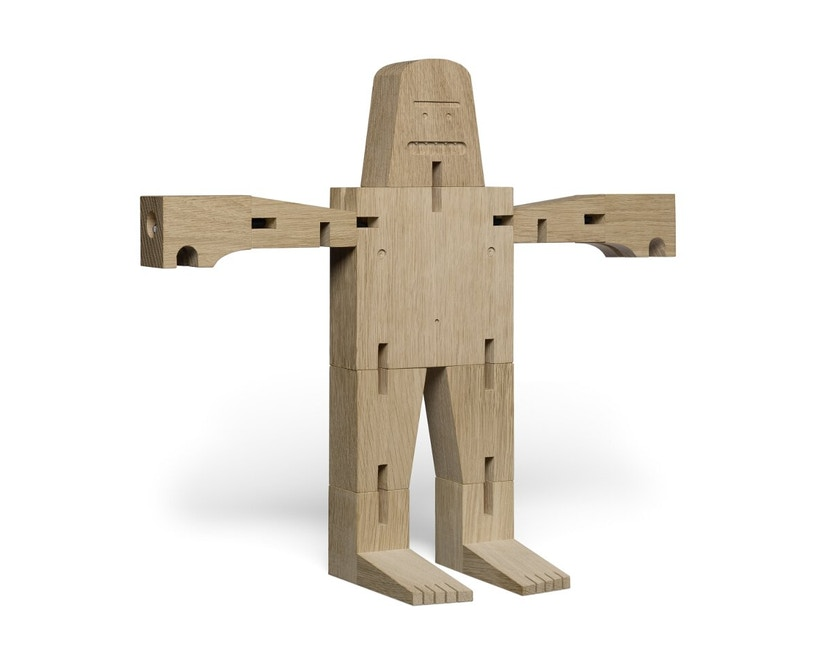 E15 - Mr. B - Holzfigur - 8
