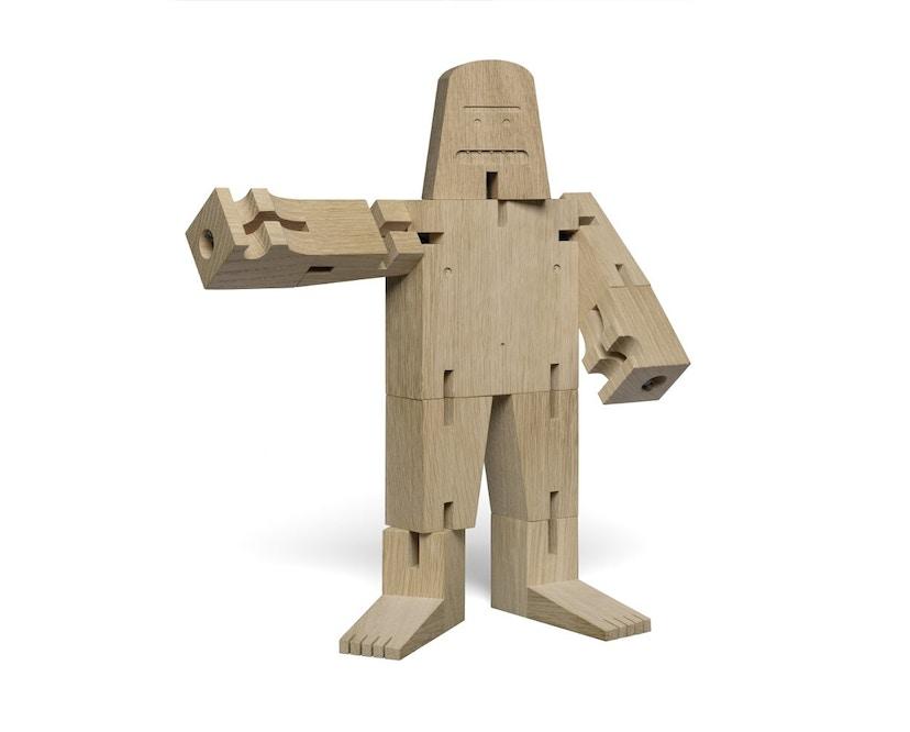 E15 - Mr. B - Holzfigur - 1