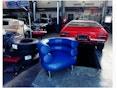 Classicon - Bibendum Sessel - Stoff Manila schwarz - Gestell schwarz - 3