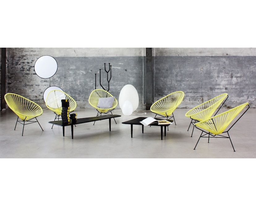 OK Design - Acapulco Stuhl - Yellow - 2