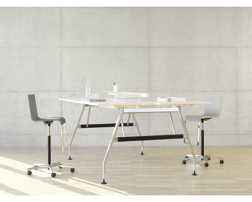Vitra - Ad Hoc High Meeting Table - 7