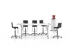 Vitra - Ad Hoc High Meeting Table - 8