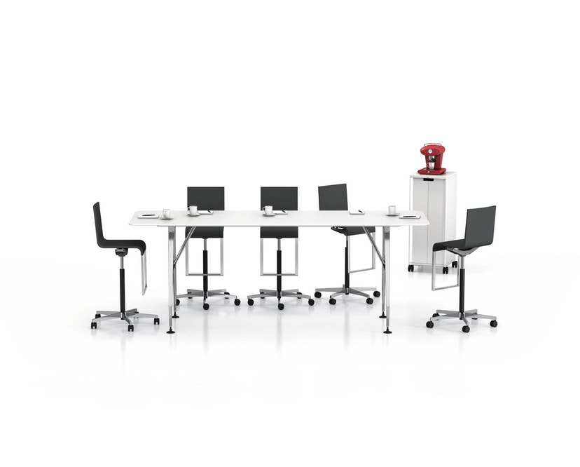 Vitra - Ad Hoc High Meeting Table - 1