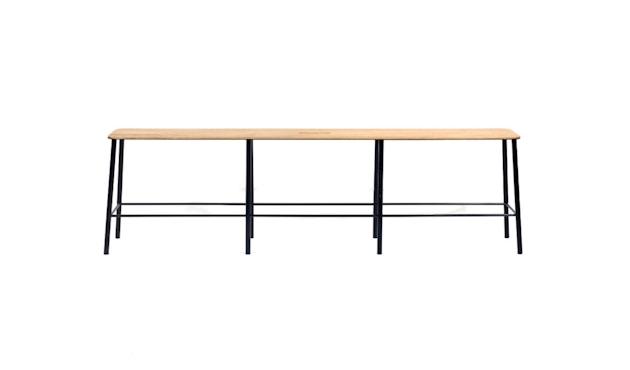 Frama - Adam Bank - schwarz - 160 cm - 1