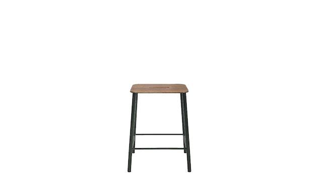 Frama - Adam kruk - 50 cm - zwart - Eikenhout - 1
