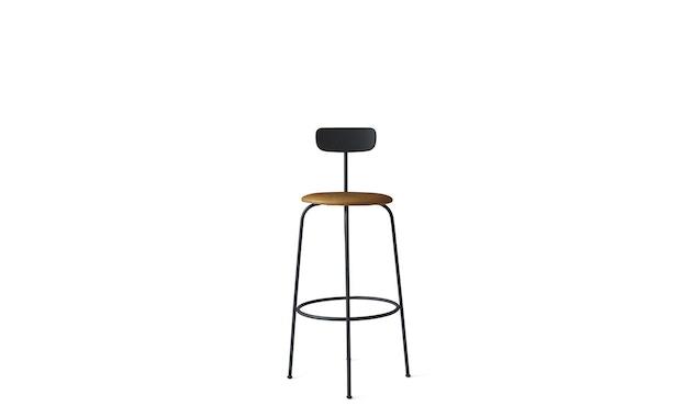 Menu - Afteroom Bar Chair - Leder  - cognac - 2