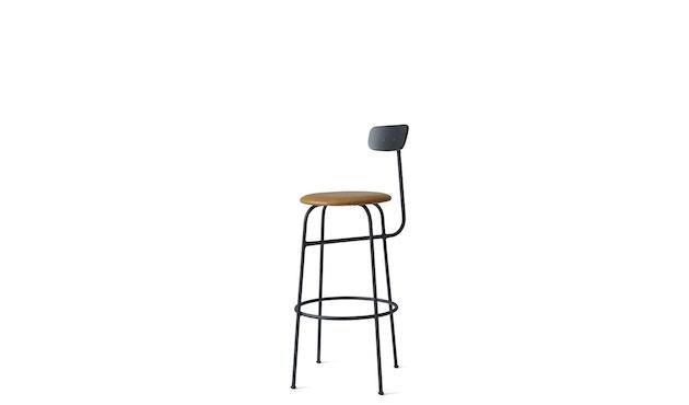 Menu - Afteroom Bar Chair - Leder  - cognac - 3