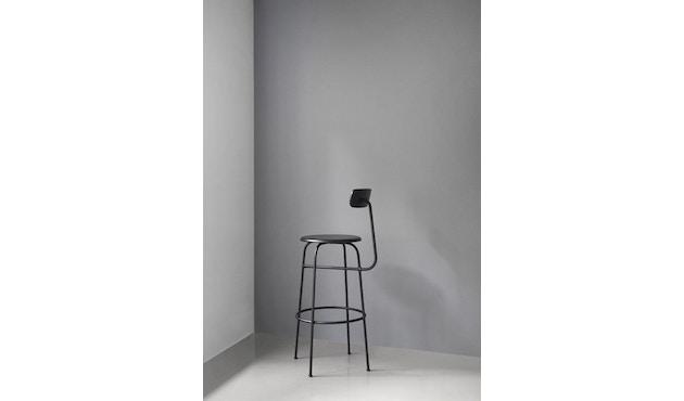 Menu - Afteroom Bar Chair - Leder  - cognac - 5