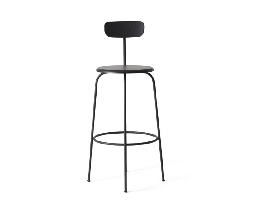 Menu - Afteroom Bar Chair - schwarz - 1