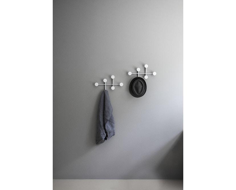 Menu - Afteroom Coat Hanger Wand-Garderobe - schwarz - 3