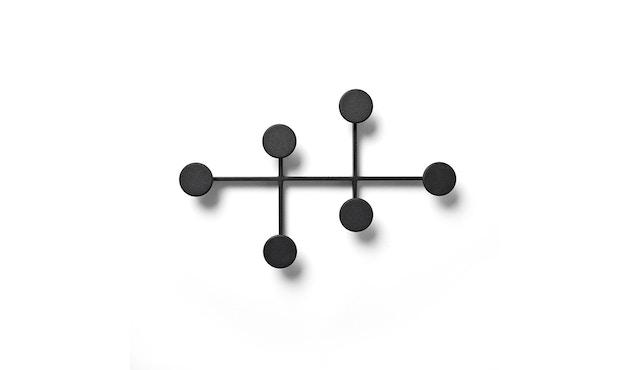 Menu - Afteroom Coat Hanger Wand-Garderobe - schwarz - 1