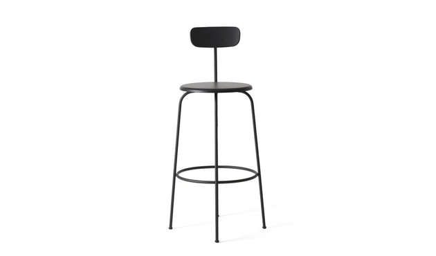Menu - Afteroom Counter Chair - schwarz - 1