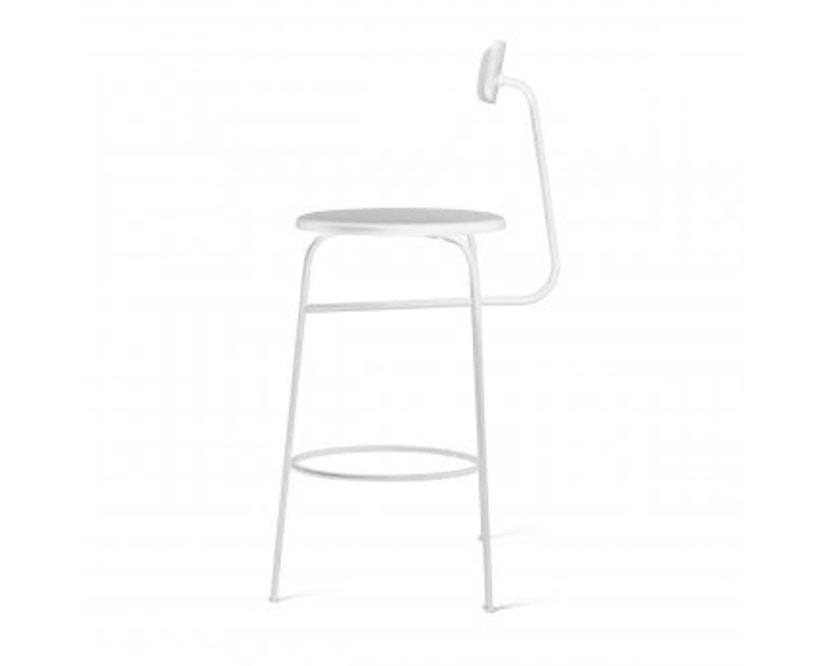 Menu - Afteroom Counter Chair - weiß - 2