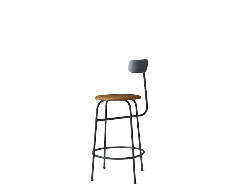 Menu - Afteroom Counter Chair Leder - cognac - 2