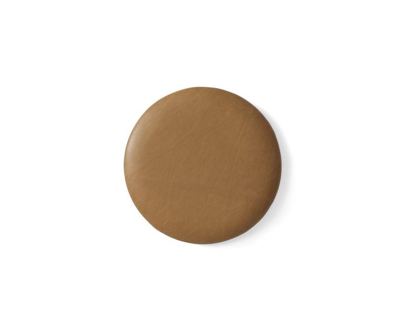 Menu - Afteroom Counter Chair - Textiel - zwart - cognac - 6