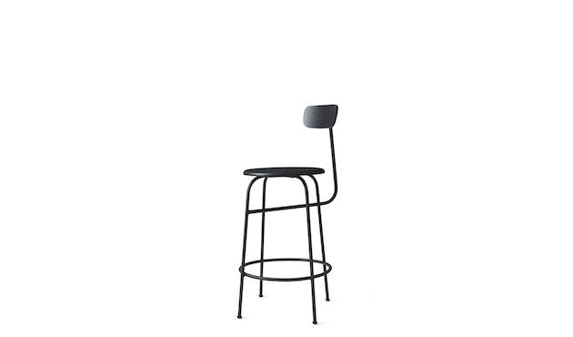 Menu - Afteroom Counter Chair - Textiel - zwart - zwart - 4