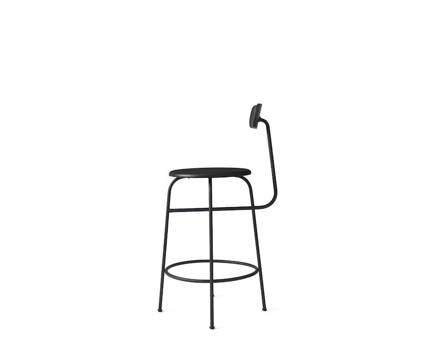 Menu - Afteroom Counter Chair - Textiel - zwart - zwart - 5