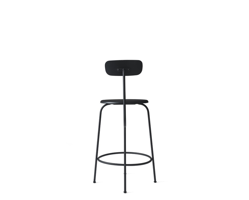 Menu - Afteroom Counter Chair - Textiel - zwart - zwart - 6
