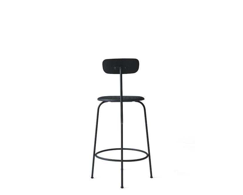 Menu - Afteroom Counter Chair - Textiel - zwart - zwart - 7
