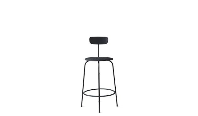 Menu - Afteroom Counter Chair - Textiel - zwart - zwart - 8