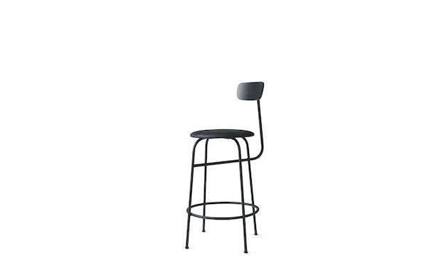Menu - Afteroom Counter Chair - Textiel - zwart - zwart - 9