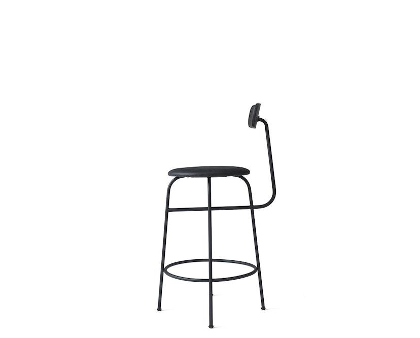 Menu - Afteroom Counter Chair - Textiel - zwart - zwart - 10