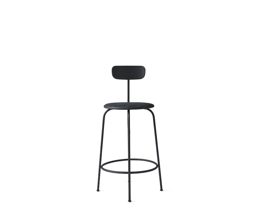 Menu - Afteroom Counter Chair - Textiel - zwart - zwart - 1