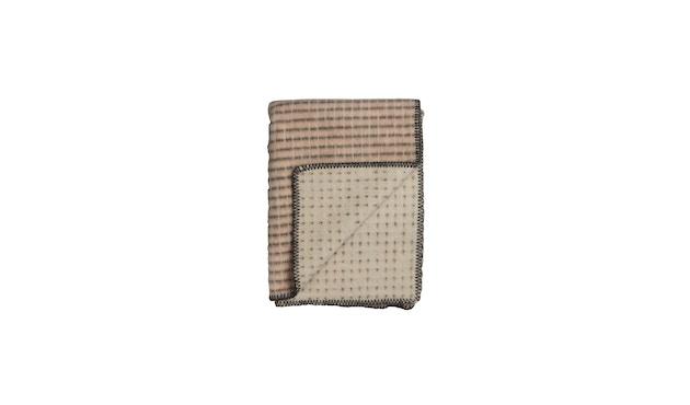 Roros Tweed - Agnes Decke - pink-grey-beige - 1
