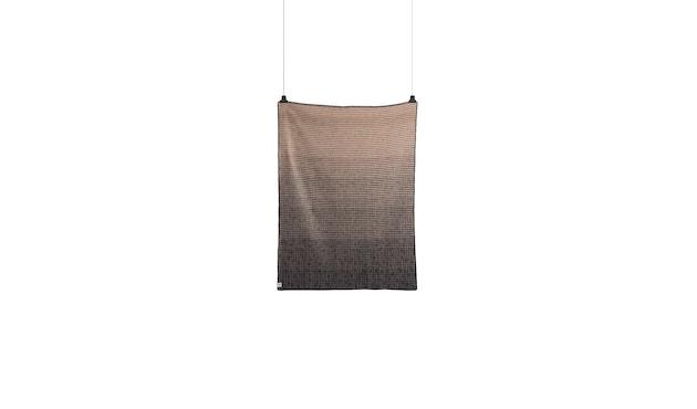 Roros Tweed - Agnes Decke - pink-grey-beige - 2