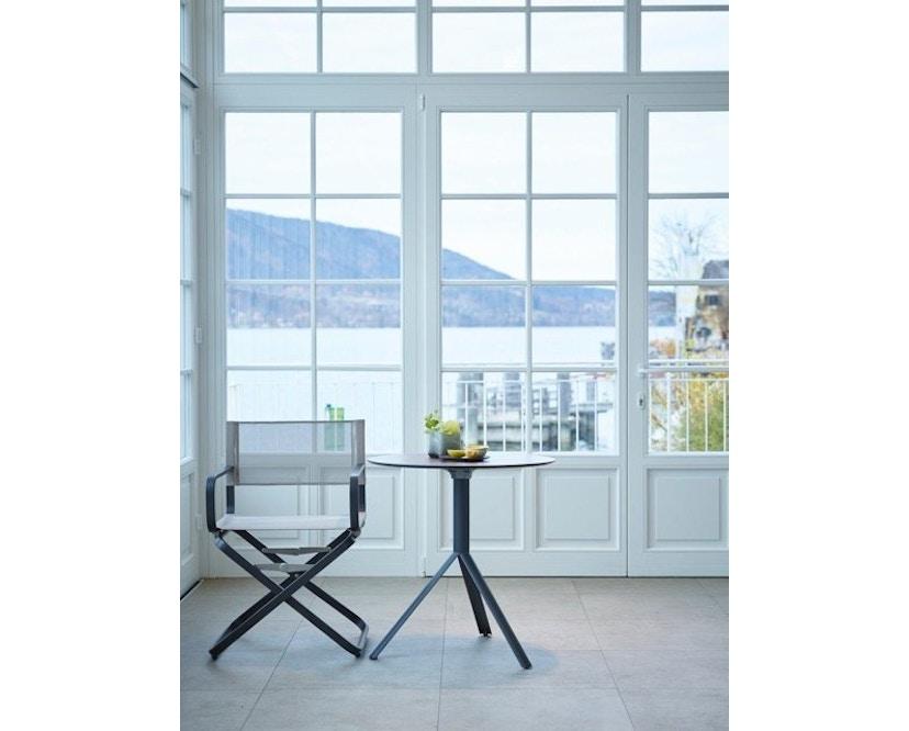 Weishäupl - Ahoi fauteuil - lichtgrijs - Alu/wit - 3