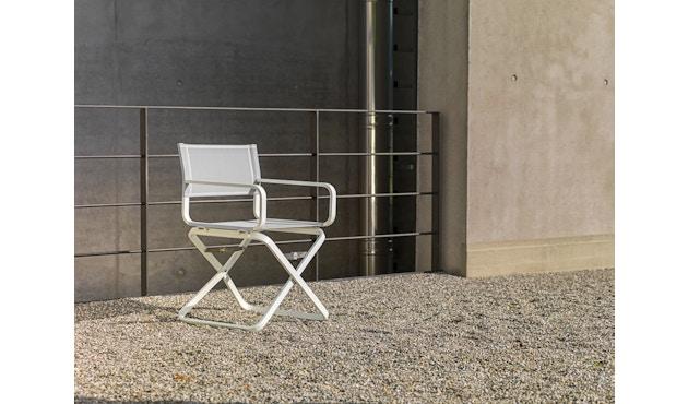 Weishäupl - Ahoi Sessel Acryltuch - weiß/Acryltuch weiß - 2