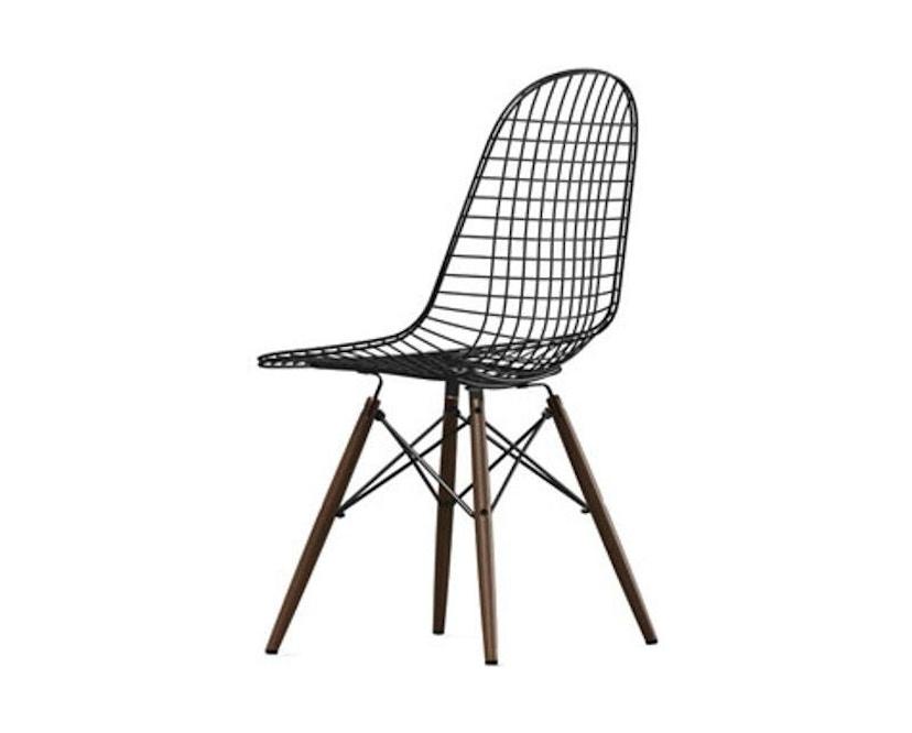 Vitra - Wire Chair DKW - érable foncé - 1