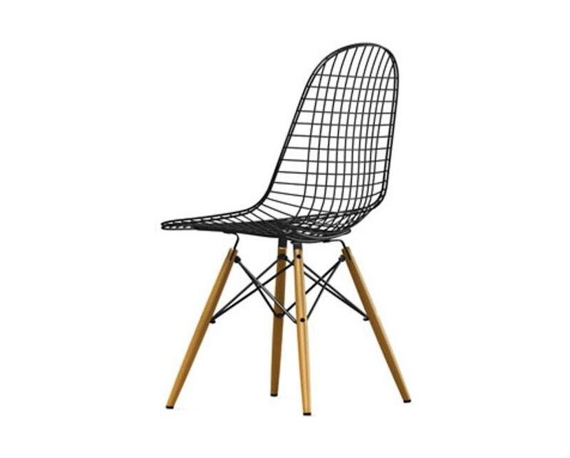Vitra - Wire Chair DKW - Ahorn gelblich - Sitzhöhe 43 cm - 1