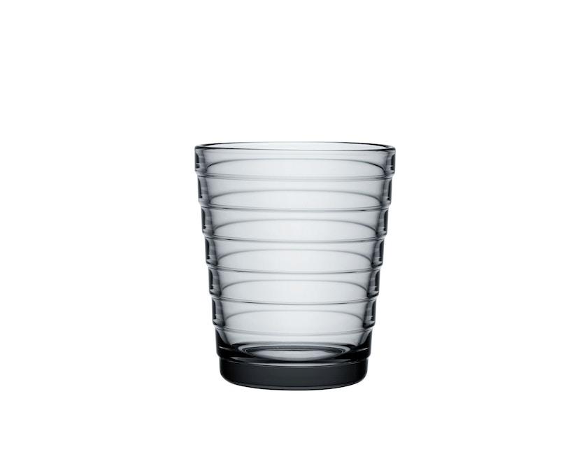 Iittala - Aino Aalto Glas - grau - 1