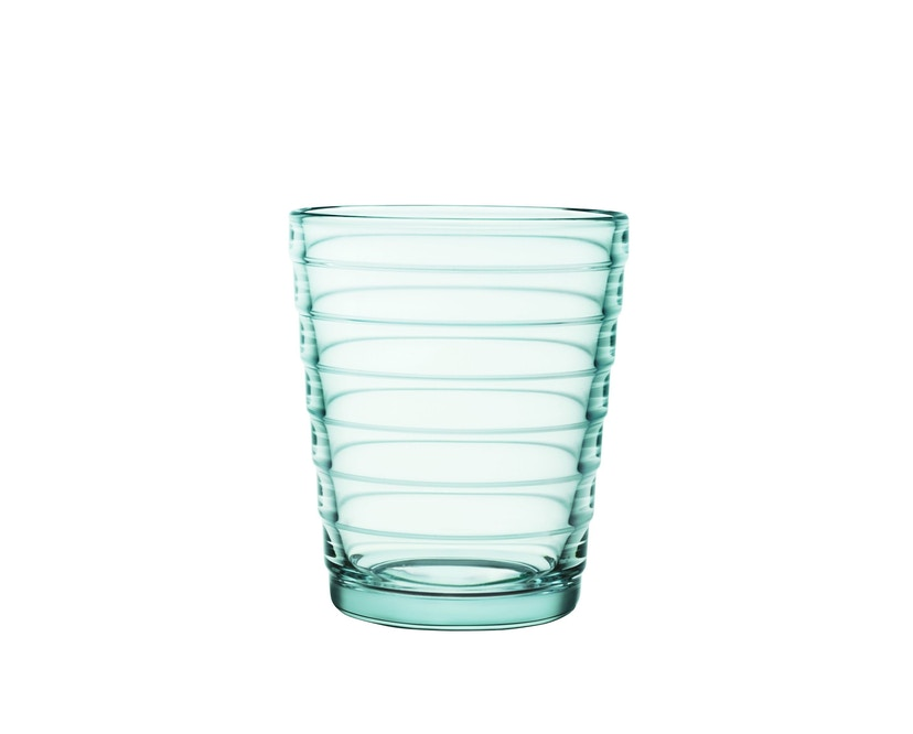 Iittala - Aino Aalto Glas - wassergrün - 2