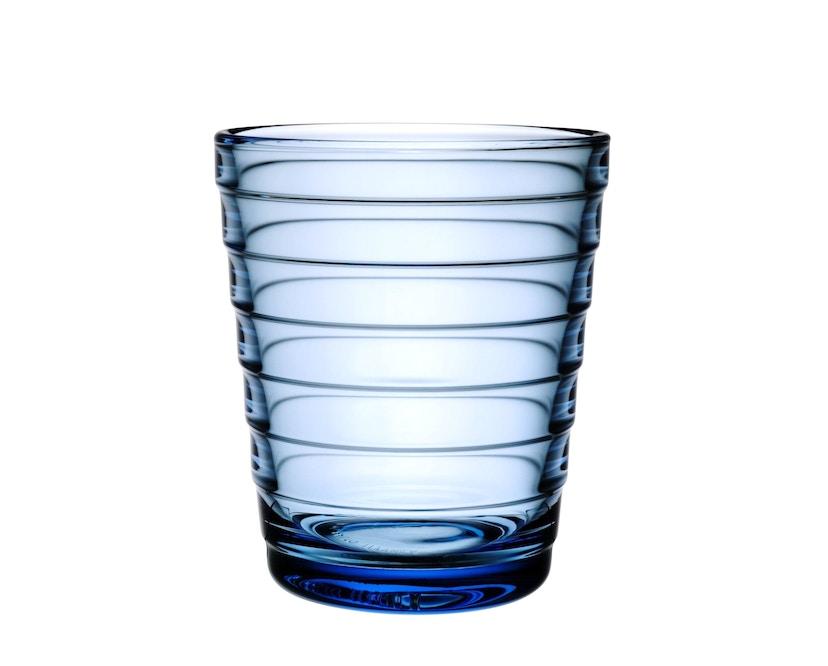 Iittala - Aino Aalto Glas - hellblau - 1