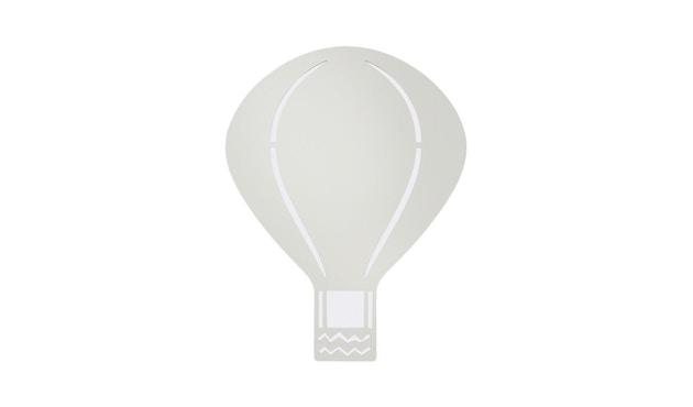 ferm LIVING - Air Balloon Wandleuchte - hellgrau - 1