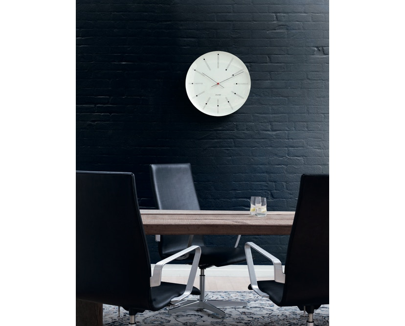Rosendahl - AJ Bankers Clock 160 - Ø 16 - weiß - 5
