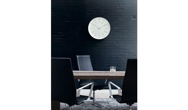 Rosendahl - AJ Bankers Clock - wit - Ø 21 cm - 5