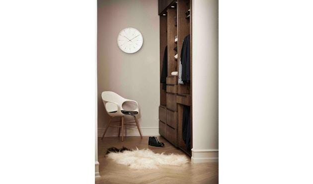 Rosendahl - AJ Bankers Clock - blanc - Ø 29 cm - 6