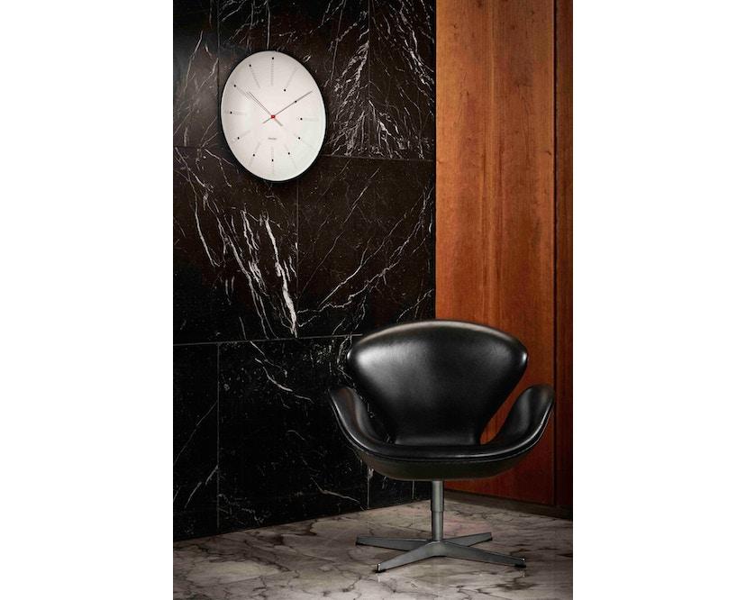 Rosendahl - AJ Bankers Clock - blanc - Ø 29 cm - 7
