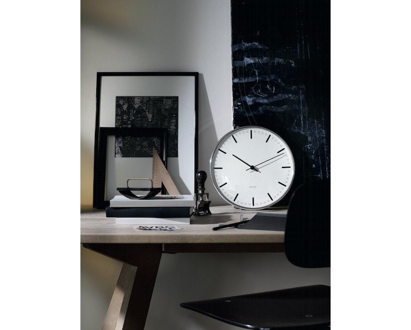 Rosendahl - AJ City Hall Clock 210 - Ø 21 - weiß - 6