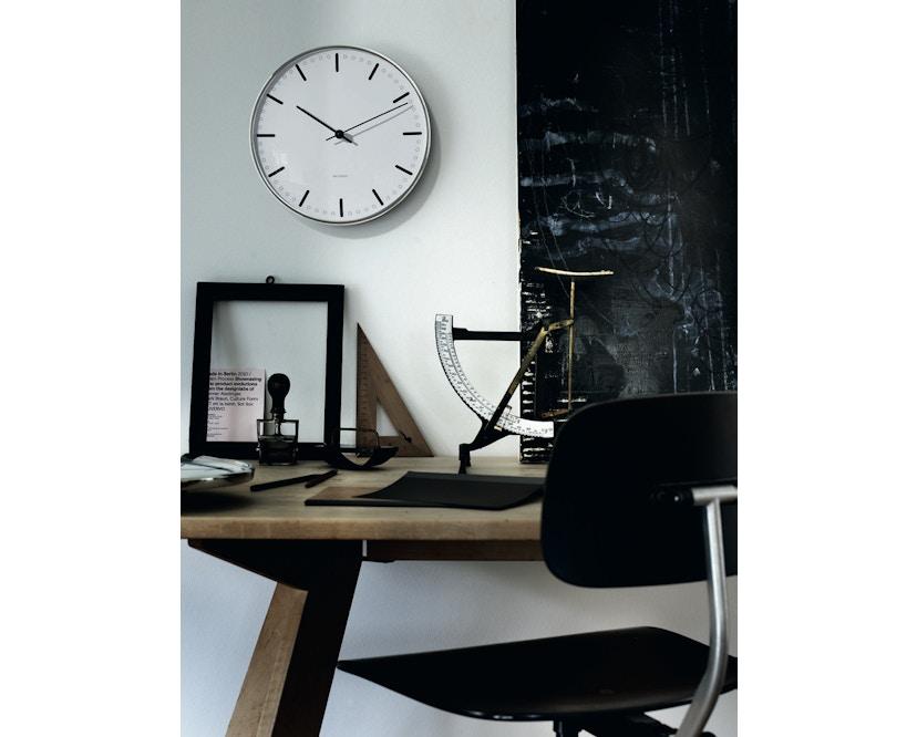 Rosendahl - AJ City Hall Clock 210 - Ø 21 - weiß - 7