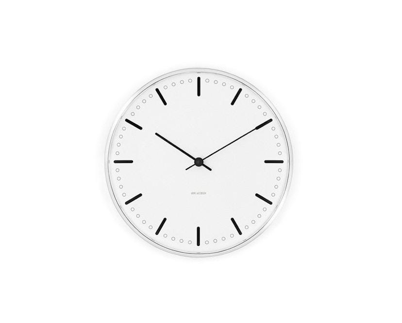 Rosendahl - AJ City Hall Clock 210 - Ø 21 - weiß - 3