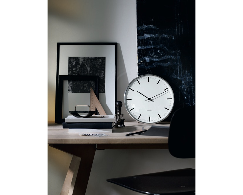 Rosendahl - AJ City Hall Clock 290 - Ø 29 - weiß - 6