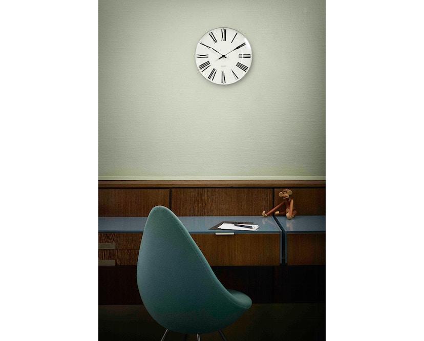 Rosendahl - AJ Roman Clock - 6