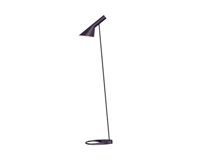Louis Poulsen - AJ vloerlamp - Aubergine - 1